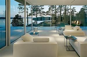 Glass, Green, Material, Bringing, Splendid, Beauty, Into, Modern, Interior, Design