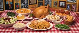 thanksgiving day dinner current event