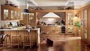 Cucina in rovere Baltimora Sito ufficiale Scavolini