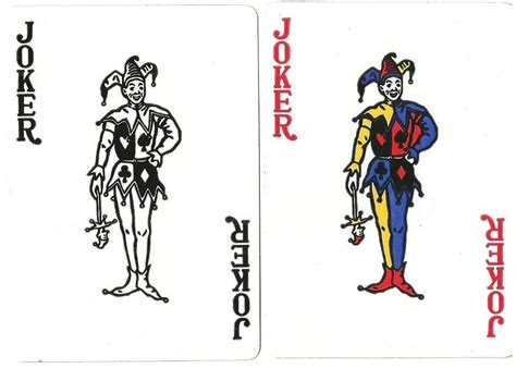 Classic Joker Card  Google Search  Playing Cards