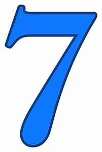 number 7 blue - /signs_symbol/alphabets_numbers/color ...