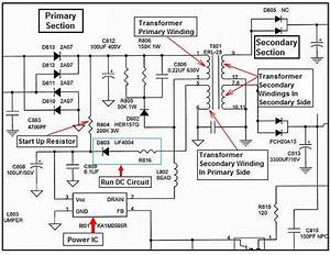 Power Supply Dc Circuit  Discover Smps Circuit Function