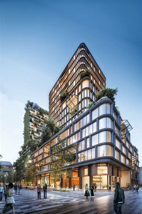 utrecht architecture netherlands buildings  architect