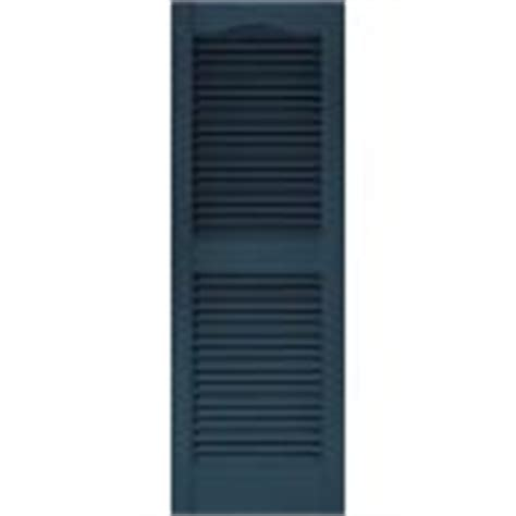 builders edge louvered exterior shutters the home depot