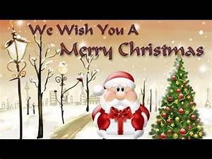 We Wish You A Merry Christmas - Christmas Carols - Popular ...  Merry