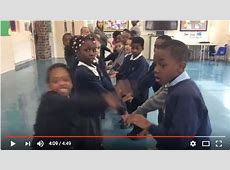 Our 'Happy' music video is live! Deptford Park Primary