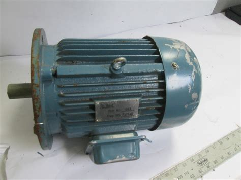 Industrial Electric Motors by R L Best 106a Industrial Electric Motor Dwg No F3569d 2