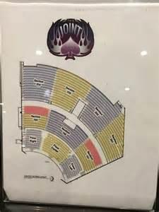 Hard Rock Joint Tulsa Seating-Chart