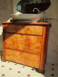 Badmöbel Vintage Style : flammender stern badm bel landhausstil holz wasserheimat ~ Michelbontemps.com Haus und Dekorationen