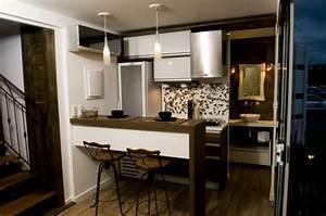 Küche Einrichten Ideen : offene k che ideen so richten sie eine moderne k che ein ~ Frokenaadalensverden.com Haus und Dekorationen