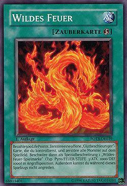 Wildes Feuer Yugiohwiki