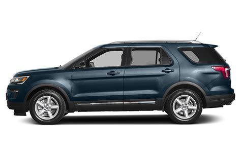 2018 Ford Explorer 2018 ford explorer price photos reviews features