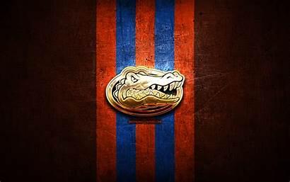 Gators Florida Football Background American Ncaa Golden