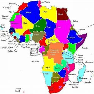 Africa Maps | Africa