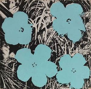 1000+ ideas about Andy Warhol Flowers on Pinterest | Andy ...
