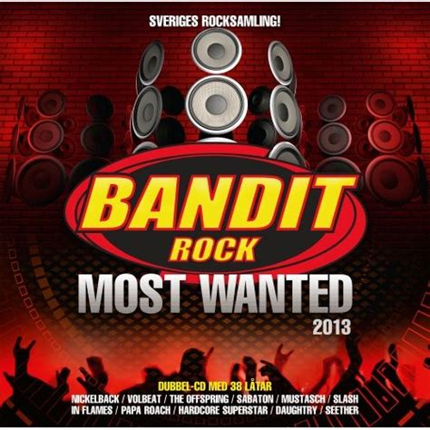 bandit rock  wanted  cd mp buy full tracklist