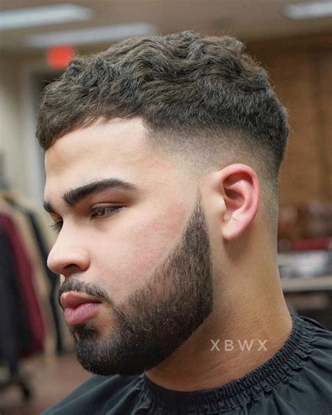 types  fade haircuts mens hairstyle trends
