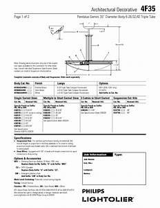Architectural Decorative 4f35 Manuals