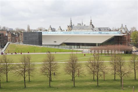 Stedelijk Museum Amsterdam Jobs by The Big Six Among The Amsterdam Art Venues