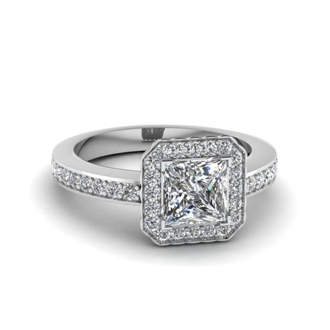 Princess Cut Pave Square Halo Diamond Ring In 14k White. White Gold Wedding Rings. White Gold Diamond Wedding Band. Vintage Cartier Brooch. Heart Charm Bracelet. Daisy Rings. Real Diamond Chains. Gem Emerald. Silver Rings