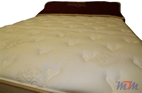 cusion means restonic ambient plush two sided mattress