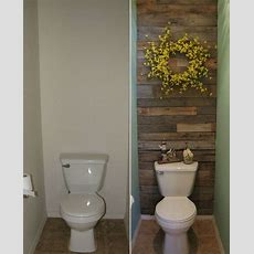 This Small Toilet Room Got An Excellent Makeover With