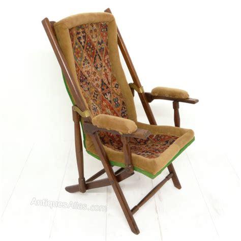 victorian campaign chair antiques atlas