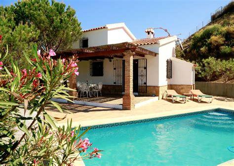 Haus Mieten Spanien by Ferienhaus In Competa Costa Sol Mit Pool Meerblick