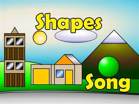 The Shapes Song (busy Beavers)  Grade 1 Math 2d And 3d Shapes  Pinterest  English, Confusion