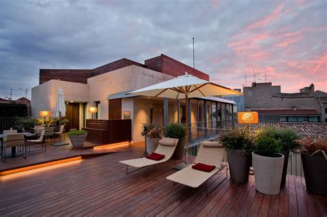 top 22 roof terraces in barcelona barcelona navigator