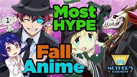 anime fall 2017 must watch ones to watch the 10 must see anime of fall 2017 youtube