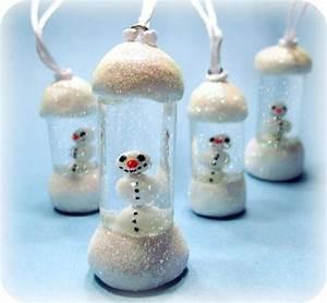 Schneemann Kostüm Selber Machen : schneekugel selber machen deko feiern diy weihnachtsdeko ideen zenideen ~ Frokenaadalensverden.com Haus und Dekorationen