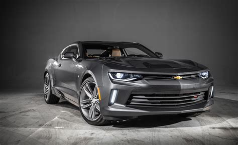 2018 Chevy Camaro Release Date Specs Price Review