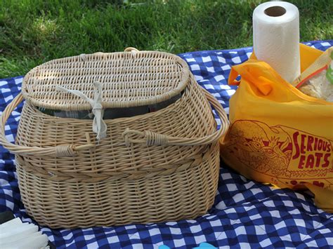 Pack Your Picnic Basket Like A Pro