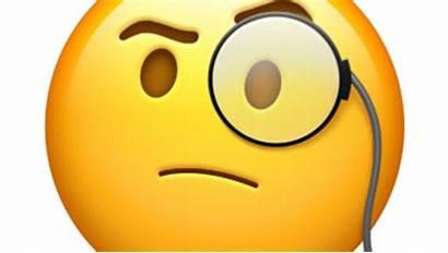 Emoji Thinking Transparent Whatsapp Single Clip 1273