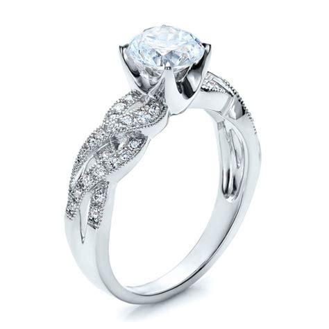 Unique Engagement Ring  Vanna K #100077  Seattle. Flat Engagement Rings. Wiki Wedding Rings. Climbing Wedding Rings. Cincin Wedding Rings. Micropavé Rings. Claddagh Irish Wedding Rings. Radiant Shape Diamond Engagement Rings. Men Engagement Rings