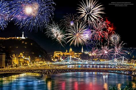 20th August Fireworks and family events in Budapest ...
