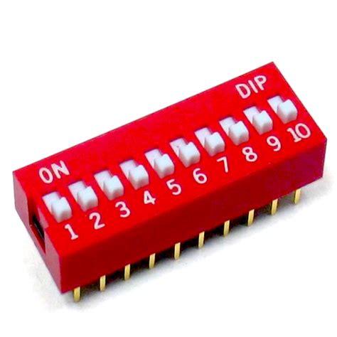 led light dip switch 10 la tronics