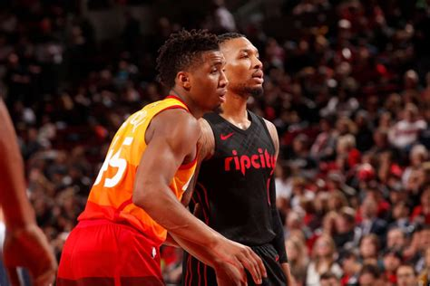 Damian Lillard: Donovan Mitchell 'Should Be Rookie of the ...