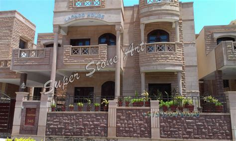 stone front elevation front elevation designsjodhpur sandstone jodhpur stone art jodhpur