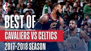 Best Plays From The Regular Season Matchup: Celtics vs ...