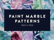 How to Paint a Marble Pattern