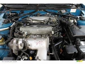 1994 Toyota Celica Gt Coupe 2 2 Liter Dohc 16