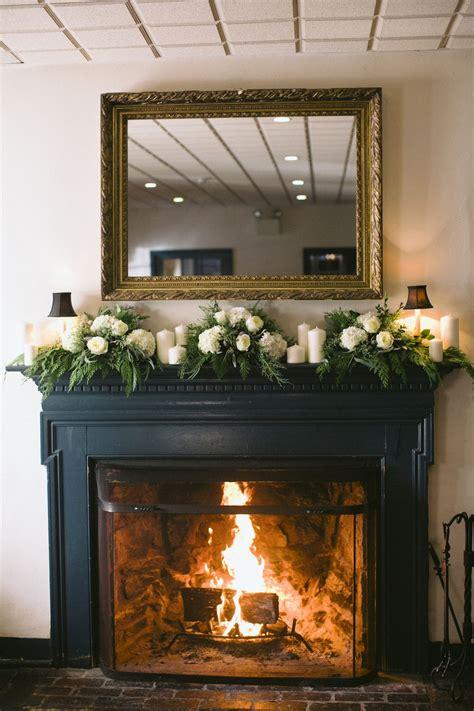 Black Fireplace - black fireplace mantels on painted fireplace