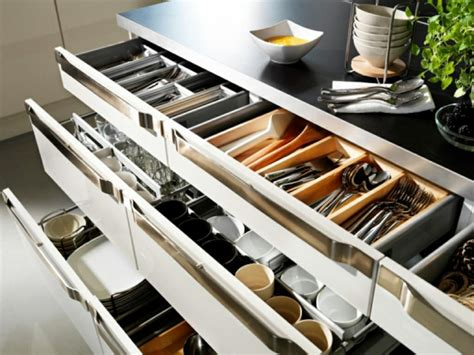 inside kitchen cabinet door storage 1001 idee per le cucine ikea praticit 224 qualit 224 ed 7531