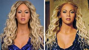 Beyoncé Statue at Madame Tussauds Is 'Adjusted' After ...