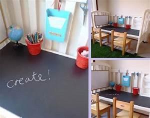 Bureau Bébé 2 Ans : transformer un lit barreau en bureau ~ Teatrodelosmanantiales.com Idées de Décoration
