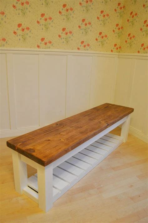 chunky hall shoe storage bench shoe racks uk