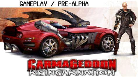 Carmageddon Reincarnation Gameplay Pc Hd Youtube