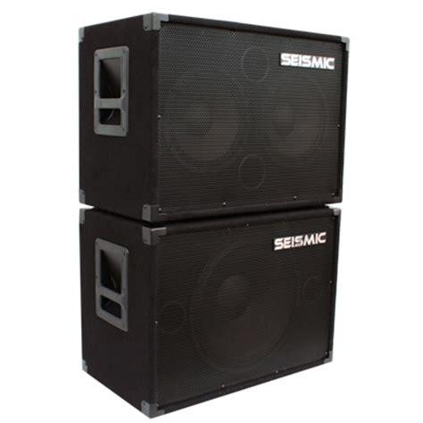 2x10 Bass Guitar Cabinet by New 1x15 2x10 Bass Guitar Speaker Cabinets 115 210 Ebay